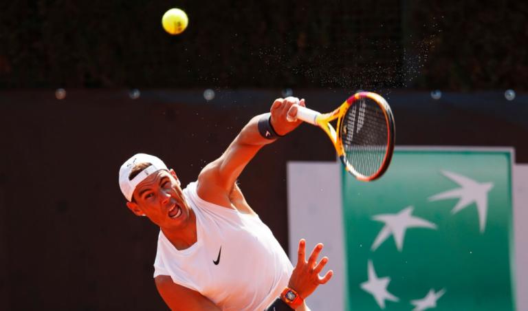 Encuentros de lujo este miércoles en Roma: Djokovic, Nadal, Tsitsipas-Sinner, Halep y Azarenka-Venus