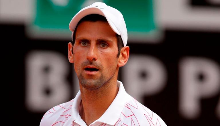 Djokovic sufre para meterse en las semifinales en Roma