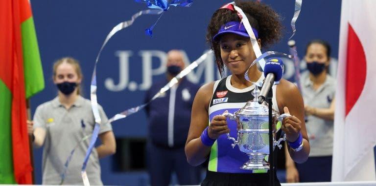 Aquí está el nuevo top 10 WTA: Osaka vuelve al top 3 y Azarenka al top 15