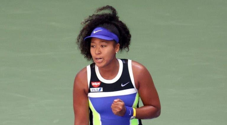 Naomi Osaka sigue adelante y pisa los octavos en el US Open