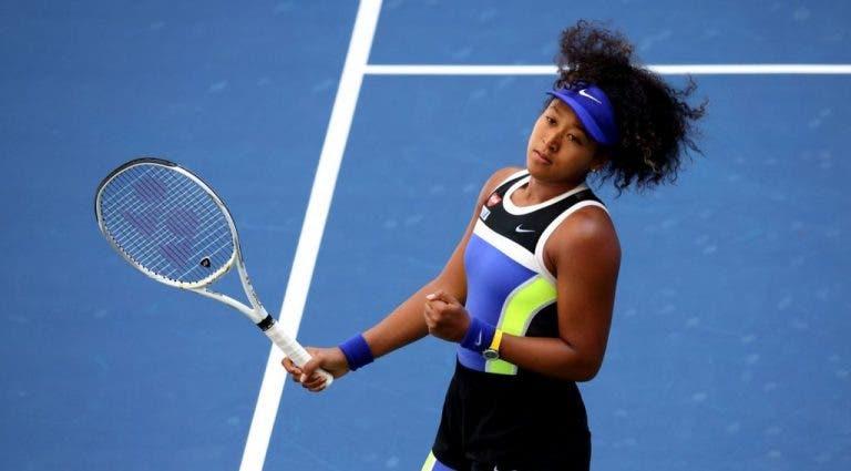 Osaka despacha a Rogers y avanza a las semifinales del US Open