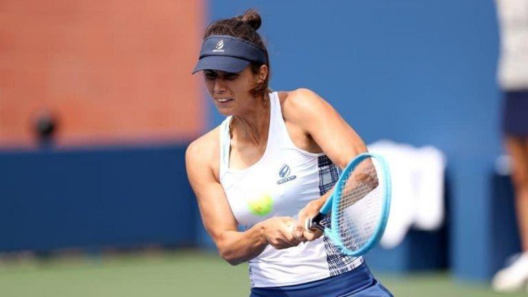 Primer torneo de Pironkova desde 2017 y arrasa con top 25 en el US Open