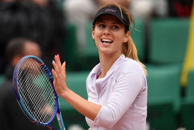 Pironkova y su partido: «Jugaré contra una leyenda como Serena»