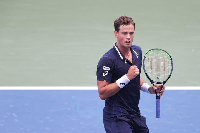 Raonic, sorprendido por Pospisil  en la segunda ronda del US Open