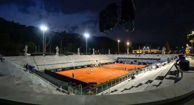 Semifinales y finales en Roma podrían tener público presente