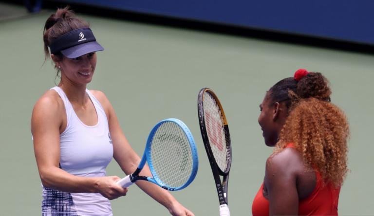 Serena en el US Open: «Si puedes dar a luz, puedes hacer cualquier cosa»