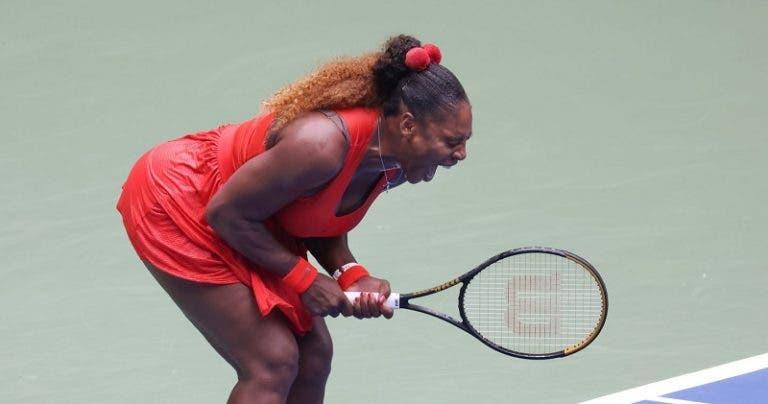 La supercampeona, Serena Williams, está en las semifinales del US Open