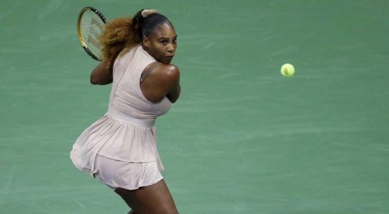 Serena triunfa y firma duelo con Stephens en la 3ª ronda del US Open