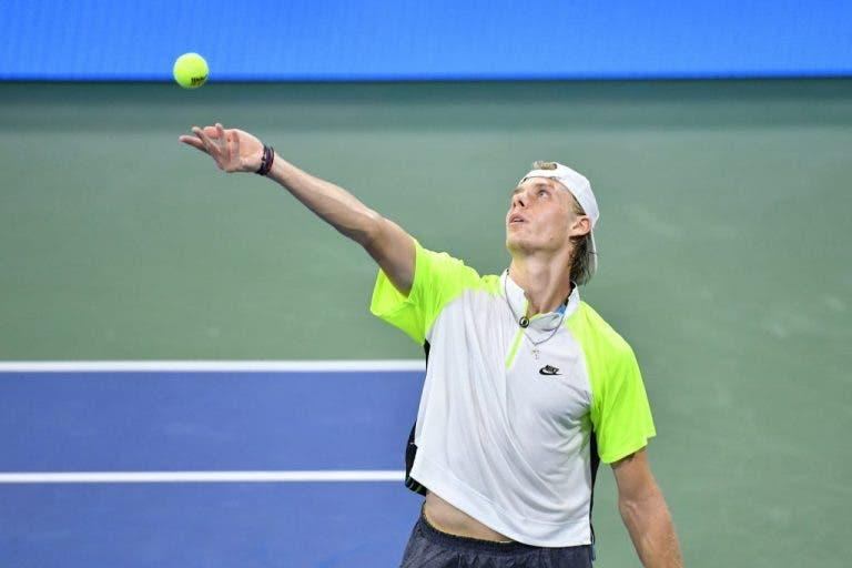 Shapovalov sobrevive al encuentro con Fritz y clasifica a los octavos de final del US Open