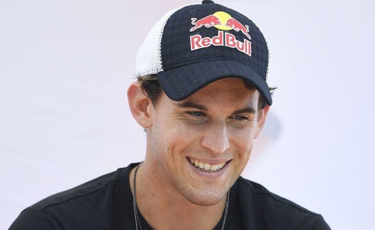 Dominic Thiem regresa a Austria y no competirá hasta Roland Garros