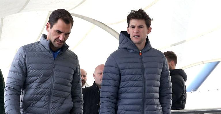 Rosset: «Federer tendrá que confiar en Thiem. Es su mejor aliado»