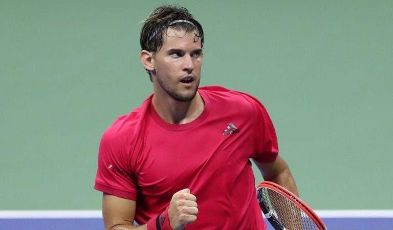Thiem derrota a Medvedev y logra la cuarta final de Grand Slam de su carrera