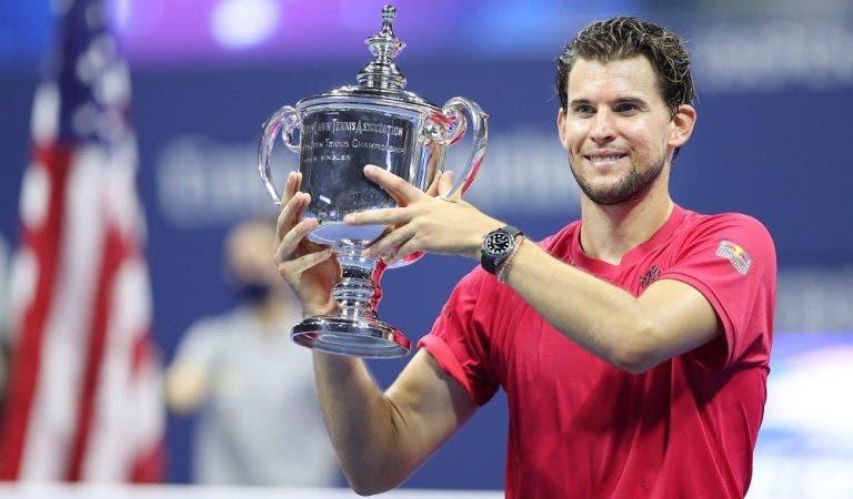 A Bresnik no le sorprendería que Thiem ganara más Grand Slams en los próximos 5 años