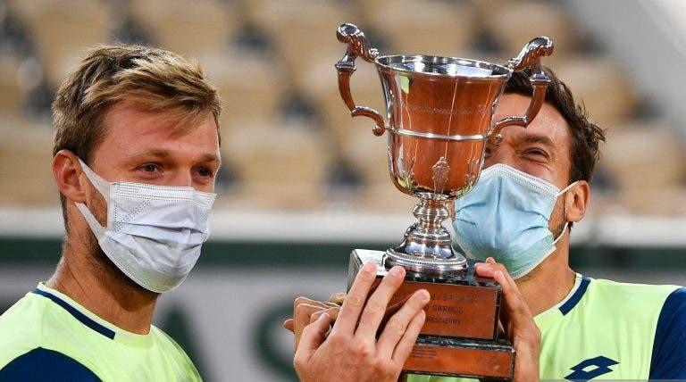 Krawietz y Mies conquistan Roland Garros por segundo año consecutivo