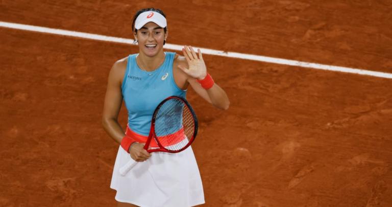 Caroline García y Kiki Bertens vencen en Roland Garros
