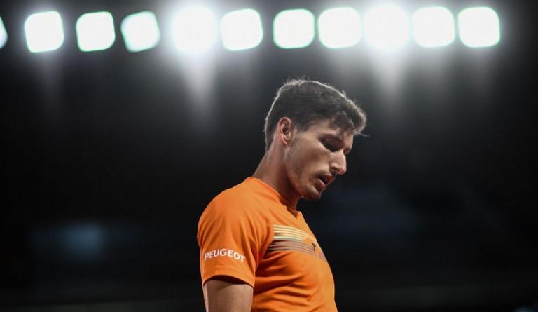 Carreño Busta dice que la actitud de Djokovic no le molestó