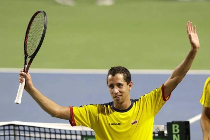 El colombiano, Daniel Galán, debuta en el Challenger de Alicante