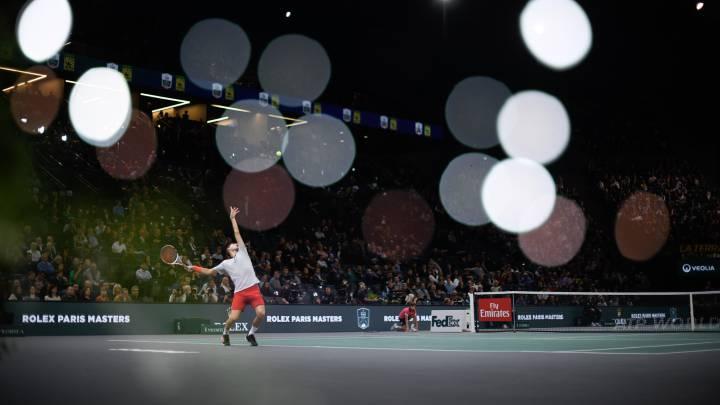 La Federación francesa confirma la realización del Masters 1000 de París
