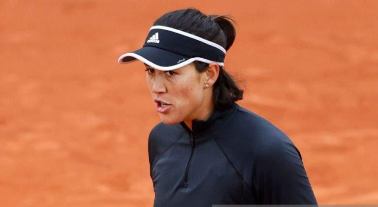 Muguruza ya está en la tercera ronda de Roland Garros
