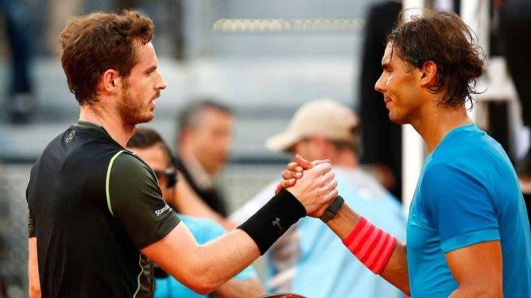 Murray cree que nadie igualará lo que hizo Nadal en Roland Garros