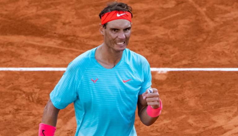 Rafael Nadal sobre el récord de Federer: «Vivo mi propia realidad»