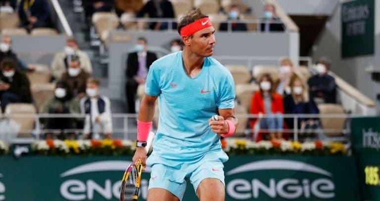 Nadal pasa sobre Djokovic y logra su 13° título de Roland Garros