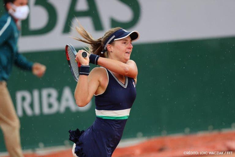 Podoroska hace historia y Halep arrasa en Roland Garros