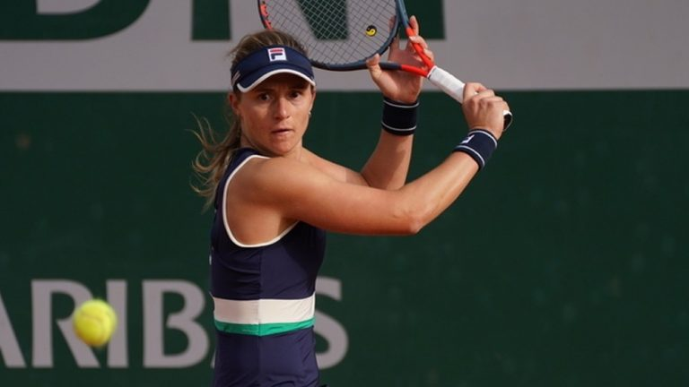 Podoroska sigue haciendo historia y continúa en Roland Garros