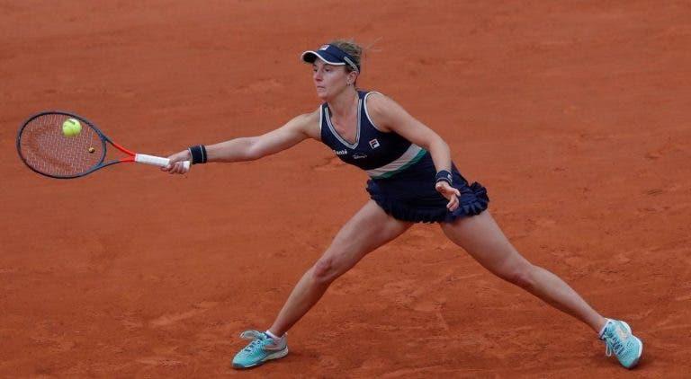 Podoroska cae ante Swiatek en las semifinales de Roland Garros