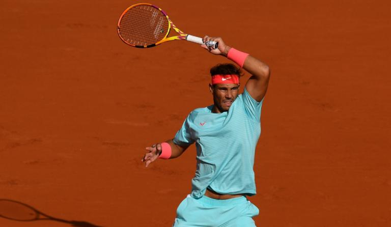 Rafael Nadal ya está en los cuartos de final de Roland Garros
