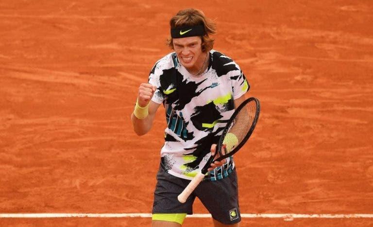 Rublev entra por primera vez al top 10 del ranking ATP