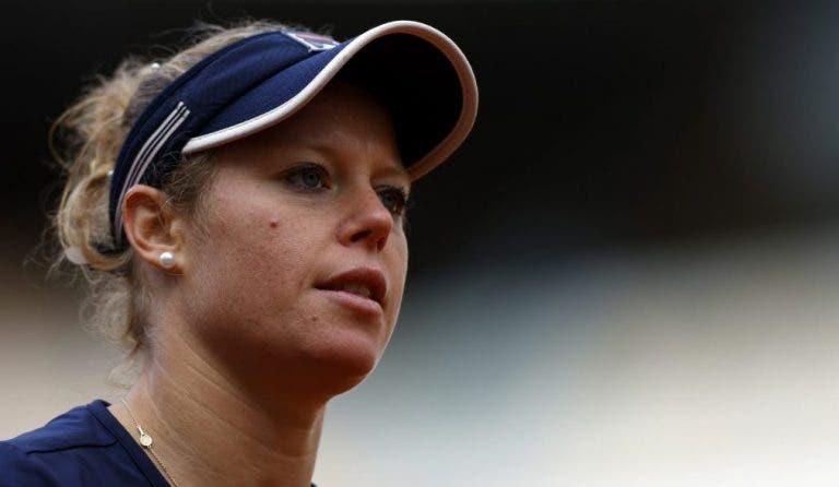 Siegemund se queja del arbitraje en su partido ante Kvitova