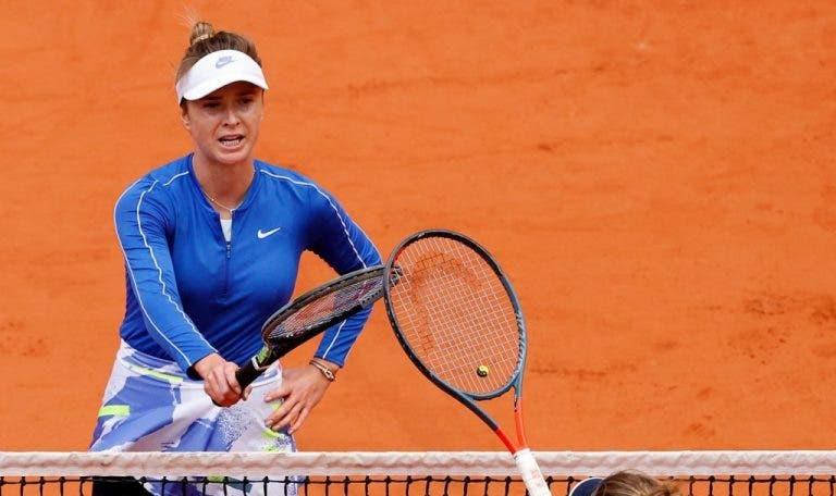 Svitolina analiza su encuentro ante Podoroska en Roland Garros