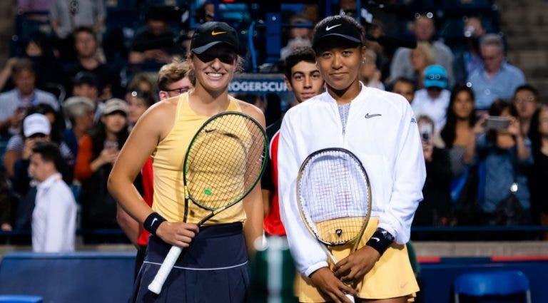 Clijsters, Ivanovic, Osaka y más felicitan a Swiatek
