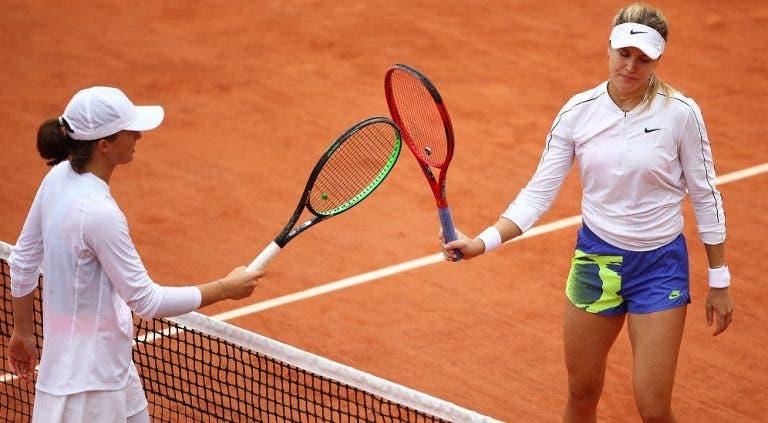 Swiatek y Svitolina triunfan en la tercera ronda de Roland Garros