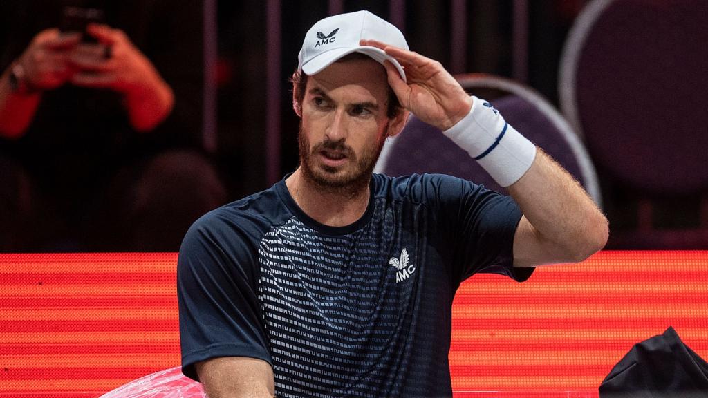 Murray cae ante Verdasco y suma tercera derrota consecutiva