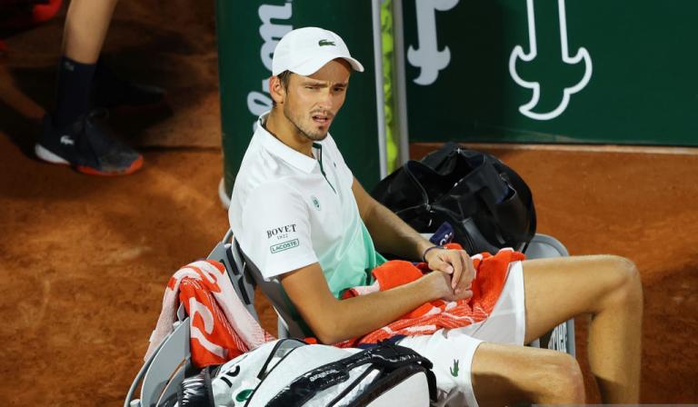 1° vez que tan pocos cabezas de serie pasan a la 3° ronda de Roland Garros