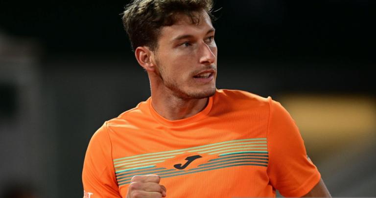 Carreño Busta regresa a los 'cuartos' en París y se reencuentra con Djokovic