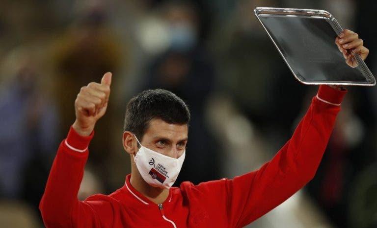 Djokovic anuncia participación en ATP 500 de Viena con un objetivo en mente