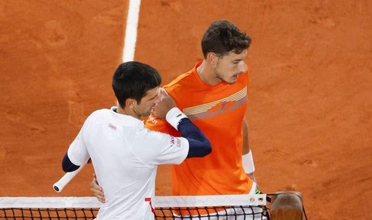 Carreño: «Siempre que Djokovic está perdiendo, pide asistencia médica»