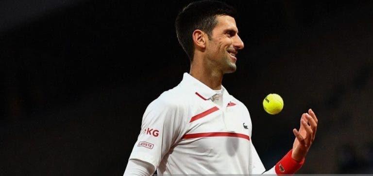 Novak Djokovic: «Pensé que tenía el partido controlado»