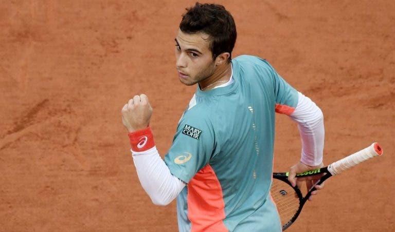 Gastón después de vencer a Wawrinka: «Los juegos de Nick son especiales, no es el mismo tenis de Rafa»