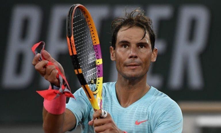 Nadal supera a Sinner y avanza a las semifinales de Roland Garros