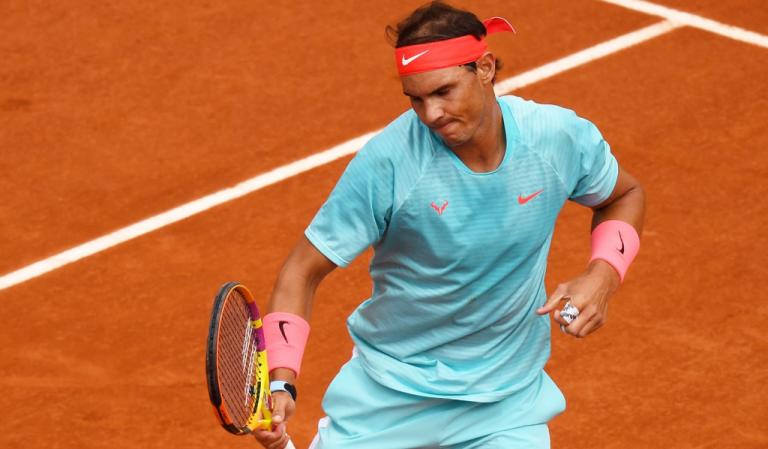 Nadal derrota a Schwartzman y juega su 13ª final en Roland Garros