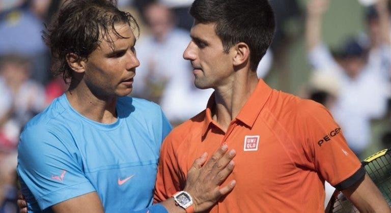 Djokovic y la final contra Rafael Nadal: «Es mi mayor rival»