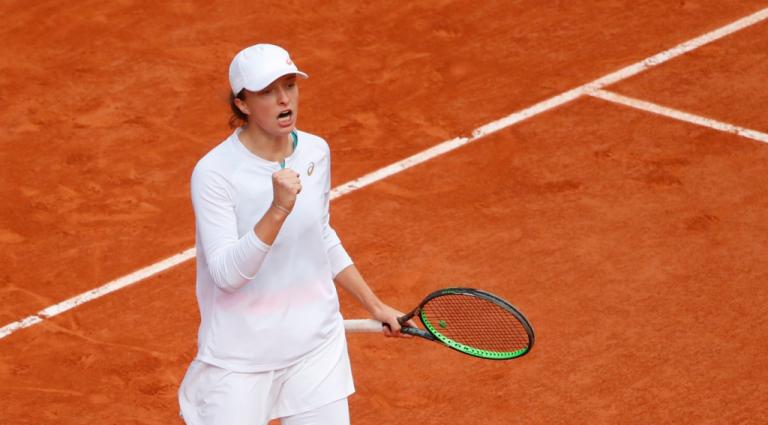 Iga Swiatek se corona campeona de Roland Garros